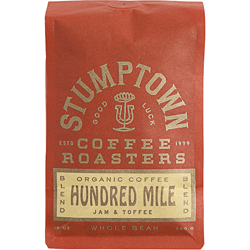 STUMPTOWN - COFFEE ROASTERS - (Hundred Mile) - 12oz