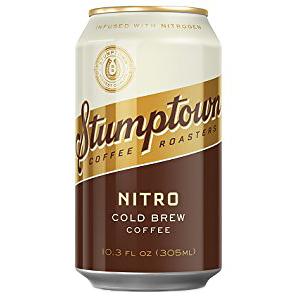 STUMPTOWN - COLD BREW COFFEE - (Nitro) - 10.3oz