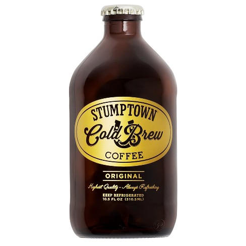 STUMPTOWN - COLD BREW - (Origianl) - 10.5oz