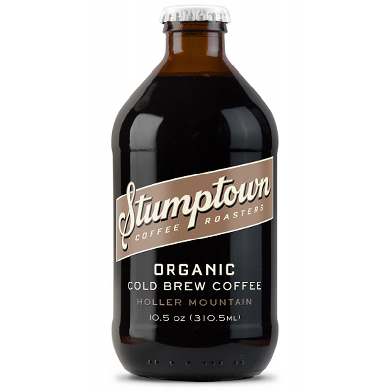 STUMPTOWN - ORGANIC COLD BREW - (Holler Mountain) - 10.5oz