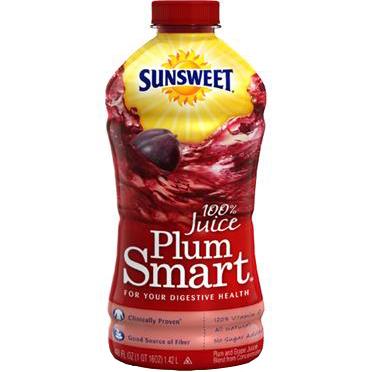 SUNSWEET - PLUM SMART - 48oz