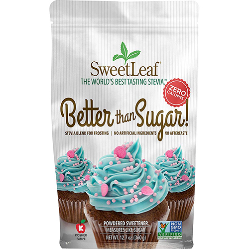 SWEET LEAF - BETTER THAN SUGAR - 12.7oz