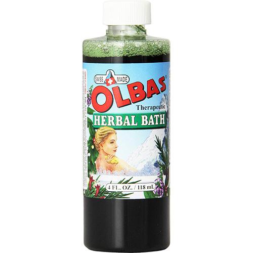 SWISS MADE - OLBAS HERBAL BATH - 4oz