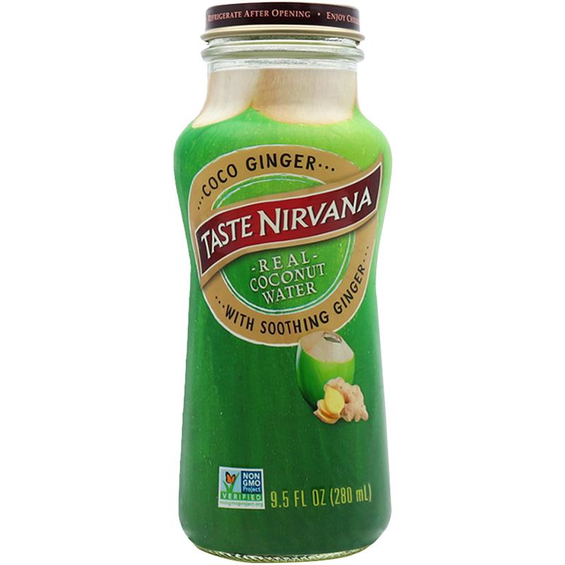 TASTE NIRVANA - (Coco - Ginger) - 9.5oz