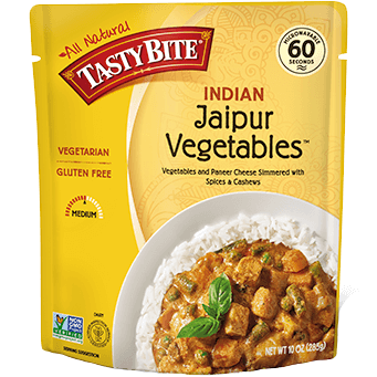 TASTY BITE - ALL NATURAL - (Jaipur Vegetables) - 10oz