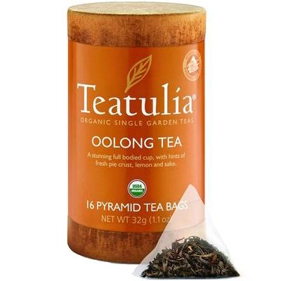 TEATULIA - ORGANIC TEAS - (Oolong) - 1.1oz