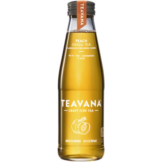 TEAVANA - (Peach Green Tea) - 14.5oz