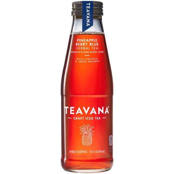 TEAVANA - (Pineapple Berry Blue Herbal Tea) - 14.5oz