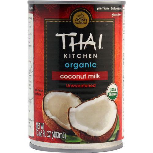 THAI KITCHEN - COCONUT MILK - (Unsweetened) - 13.66oz