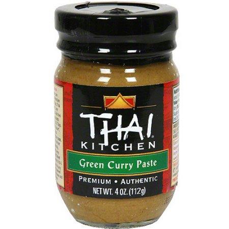 THAI KITCHEN - GLUTEN FREE - (Green Curry) PASTE - 4oz