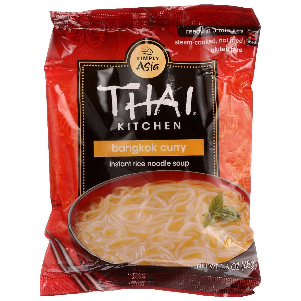 THAI KITCHEN - NOODLE SOUP - GLUTEN FREE (Bangkok Curry) - 1.6oz