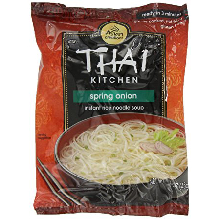 THAI KITCHEN - NOODLE SOUP - GLUTEN FREE (Spring Onion) - 1.6oz