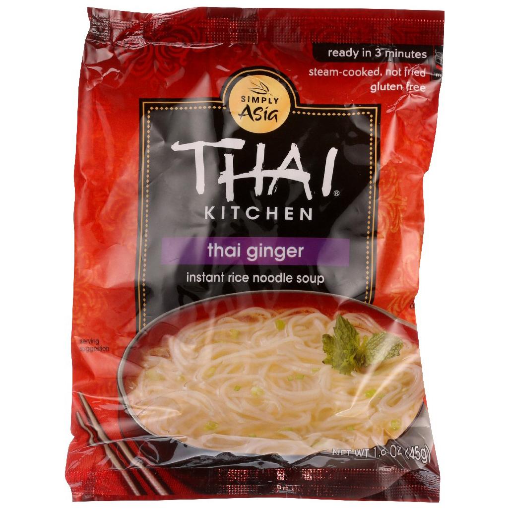 THAI KITCHEN - NOODLE SOUP - GLUTEN FREE (Thai Ginger) - 1.6oz