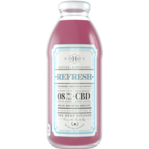 THD - REFRESH - 5MG CBD - 16oz