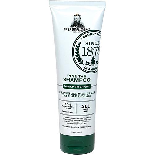THE GRANDPA SOAP CO - SHAMPOO - (Pine Tar) - 8oz