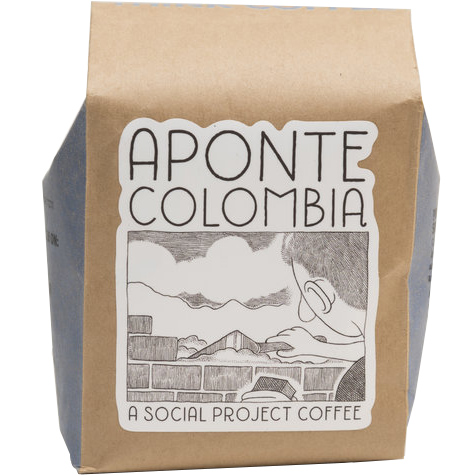 THINK COFFEE - A SOCIAL PROJECT COFFEE - (Aponte Colombia) - 12oz