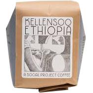 THINK COFFEE - A SOCIAL PROJECT COFFEE - (Kellensoo Ethiopia) - 12oz