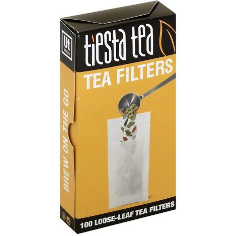 TIESTA TEA - TEA FILTERS - 100 Filters