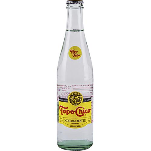 TOPO CHICO - MINERAL WATER - 12oz
