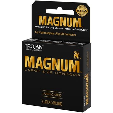 TROJAN - MAGNUM - 3 PCS