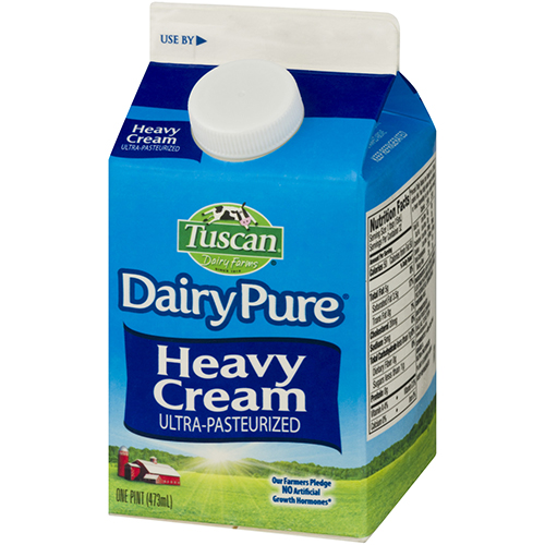 TUSCAN - DAIRY PURE HEAVY CREAM - 16oz