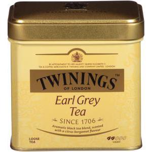TWININGS - (Earl Grey Tea) - 3.53oz