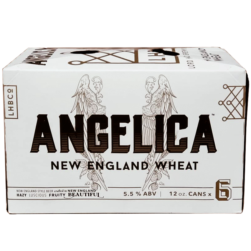 LHBCO - ANGELICA - (Can) - 12oz(6PK)