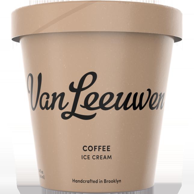 VAN LEEUWEN - (Coffee) - 14oz