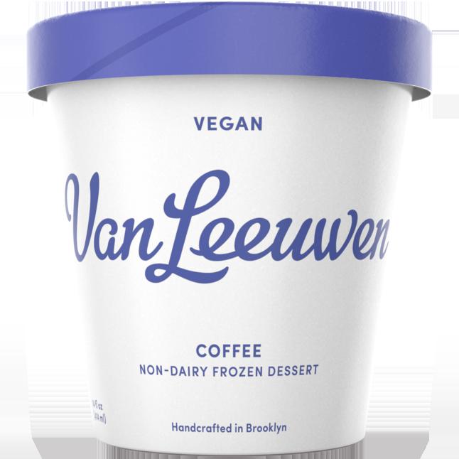 VAN LEEUWEN - VEGAN - (Coffee) - 14oz
