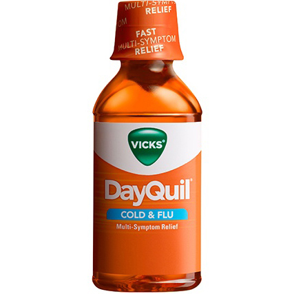 VICKS - DayQUIL - (Cold & Flu) - 8oz
