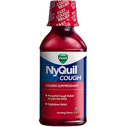VICKS - NYQUIL - (Cough) - 8oz