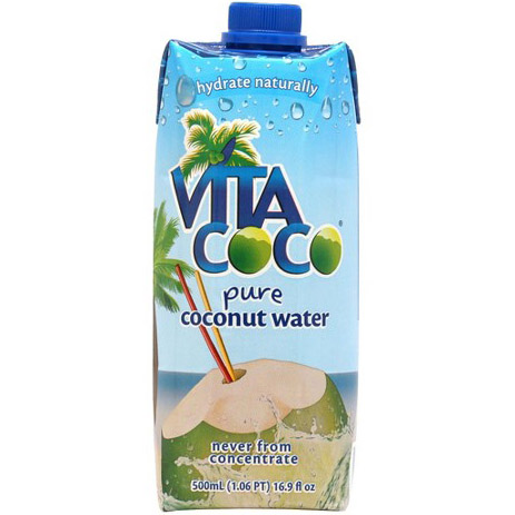 VITA COCO - PURE COCONUT WATER - (Original) - 16.9oz
