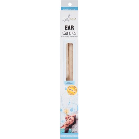 WALLY's NATURAL - EAR CANDLES LUXURY COLLECTION - 2 candles