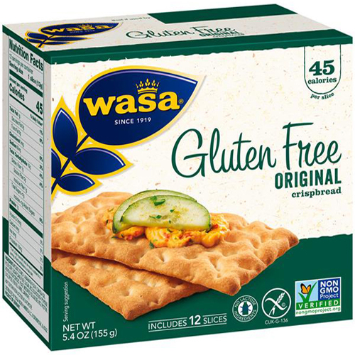WASA - GLUTEN FREE (Original) - 5.4oz