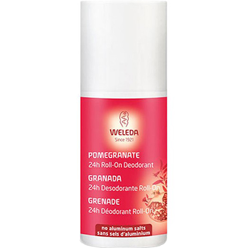WELEDA - 24H ROLL ON DEODORANT - (Granada) - 1.7oz