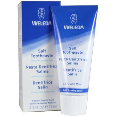 WELEDA - TOOTHPASTE - (Salt) - 2.5oz