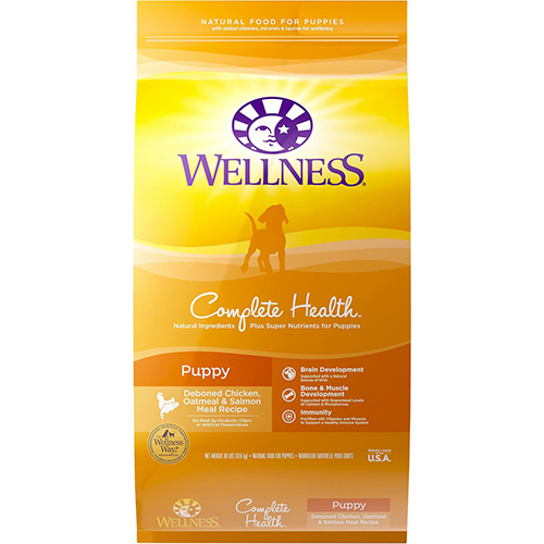 WELLNESS - COMPLETE HEALTH - (Puppy) - 5lb