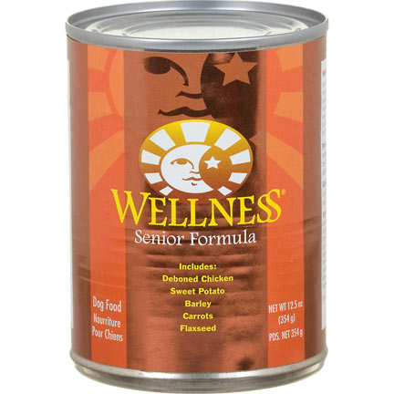 WELLNESS - (Senior Formula) - 12.5oz