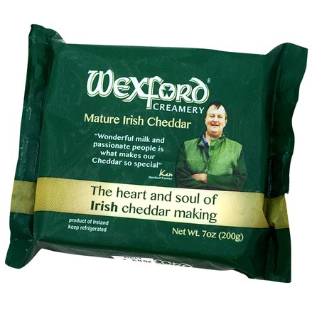 WEXFORO - MATURE IRISH CHEDDAR CHEESE - 7oz