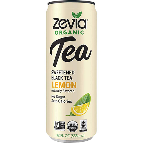 ZEVIA - TEA - (Lemon) - 12oz